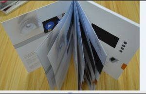 Professional Custom Book Brochure Printing Service Video Business Card pictures & photos