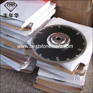 CB-16 Turbo Cutting Blade Flange Tb2 Turbo Protective Teeth
