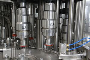 Automatic Bottle Drinks Juice Tea Beverage Hot Filling Machine pictures & photos