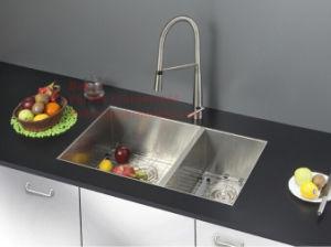 Handmade Sink, Stainless Steel Under Mount Handmade Kitchen Sink pictures & photos