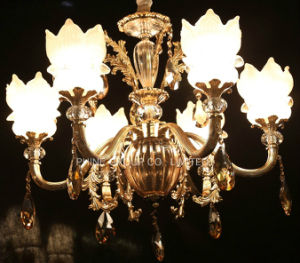 Phine Modern Pendant Lighting Made of K9 Crystal Decoration Fixture Lamp Chandelier Light pictures & photos