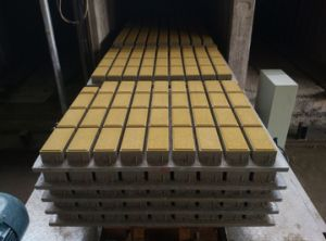 Block Making Machine \Automatic Concrete Cement Brick pictures & photos