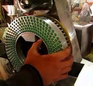 Dtj-V Semi Auto Capsule Filling Machine pictures & photos