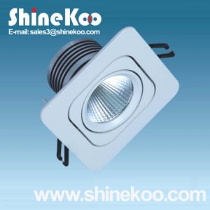 1*3W Aluminium LED COB Spotlight (SUN12-1-3W) pictures & photos