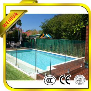 Laminated Glass for Fence/Partition/Swimming Pool Glass/Laminated Glass Price/ pictures & photos