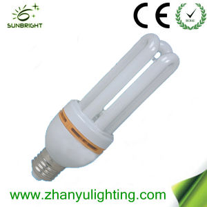 15W 3u PBT CFL with Competitive Price pictures & photos