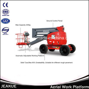 Crank-Type Self-Propelled Aerial Work Platforms pictures & photos
