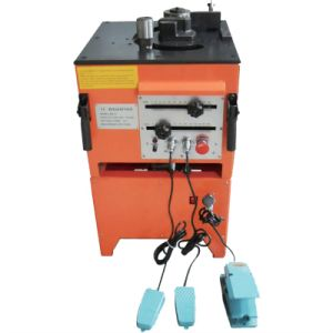 32mm New Steel Bar and Rebar Bending Testing Machine Price pictures & photos