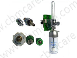 Click-Style O2 Flowmeters Series pictures & photos