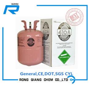 Refrigerant (R410A) Mixture Gas 99.8% Min High Quality