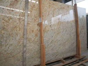 Giallo Orando Granite Big Slabs, Giallo Orando Countertop pictures & photos