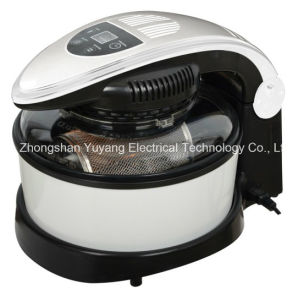 Rotary Halogen Oven, White Color Multi Air Fryer (YY-66A)