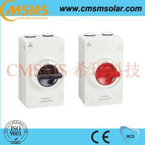 Solar DC Range Solar PV Rotary Isolator pictures & photos