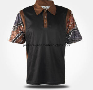 Fashion Quick Dry Men Polo Shirt High Quality Fitness Wear pictures & photos