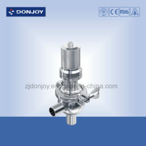 304/316L Sanitary Clamped Pneumatic Safety Valve with EPDM Gasket pictures & photos