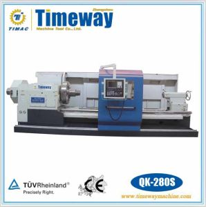 CNC Pipe Thread Lathe, CNC Oil Country Lathe (QK series) pictures & photos