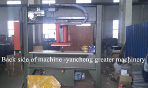 25T Hydraulic Traveling Head Cutting Machine/Cutting Press/Punching Machine/Die Cutting Machine pictures & photos