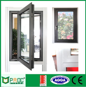 Australian Standard Aluminium Casement Window (PNOC0272CMW) pictures & photos