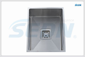 Handmade Stainless Steel Single Bowl Sink (SB1030) pictures & photos