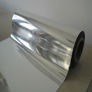 Packaging Materials: Silver Aluminum Polypropylene/ Metallized CPP Film pictures & photos