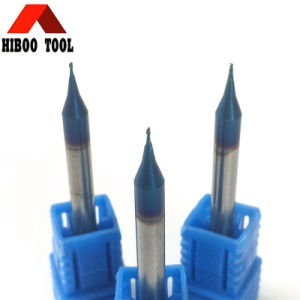 High Performance HRC65 Carbide Micro End Mills pictures & photos
