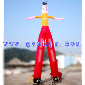 The Cow Inflatable Advertising Dancer/Advertising Inflatable Sky pictures & photos