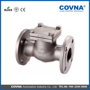 "Stainless Steel Flange End Swing Check Valve (2""-24"") for Compressors pictures & photos"