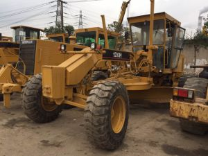 Used Cat Grader 120h for Sale (cat 120h) pictures & photos