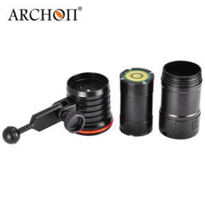 Archon Wm16 2700 Lumens Underwater Video Light Four Colors Lights pictures & photos