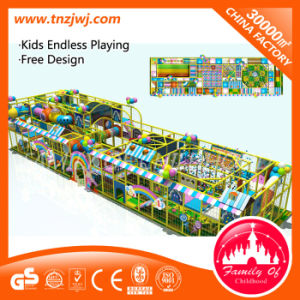 Candy Big Size Kids Soft Play Indoor Playground Equipment pictures & photos