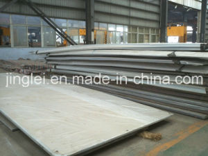 SA516gr70+Inconel625 Explosive Stainless Clad Steel Plate