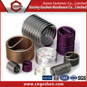 DIN8140 Wire Thread Insert/Standard Threaded Inserts pictures & photos
