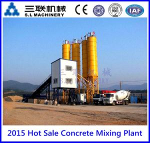 China Swing Setter Cement Batching Plant\Ready Mixed Concrete Mixing Plant pictures & photos