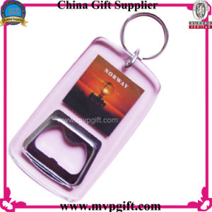 Stainless Steel Key Chain with Print Logo pictures & photos