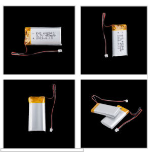 Hot Sales Exc253978 Lithium Rechargeable Battery 3.7V 700mAh for Toy pictures & photos