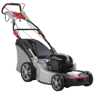 "21"" Aluminium Self-Propelled Lawn Mower with Briggs&Stratton 675ex pictures & photos"