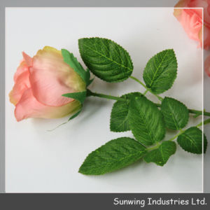 Wedding Decoration Beauty Artificial Flower Rose for Home Garden
