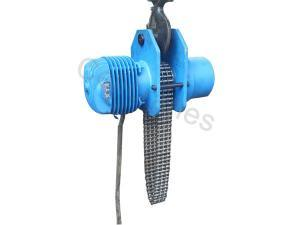 Electric Wire Rope Hoist Turnover for Truck pictures & photos