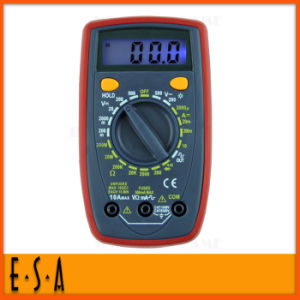 Hot New Product 2015 Useful Fluke Digital Multimeter, Low Price Digital Multimeter Wholesale, Best Multimeter Digital T31b003 pictures & photos