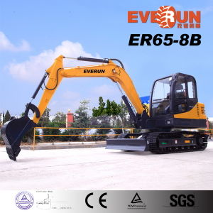 Hot Sale Er65-8b with CE Engine/Standard Bucket for Sale pictures & photos