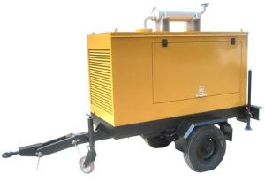200kw/250kVA Silent Diesel Portable Power Generator with ATS pictures & photos