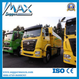 The Widely Used HOWO 8X4 12 Wheels Heavy Duty Tipper Dump Truck Tipping Truck pictures & photos
