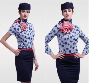 Fashion Uniform for Airline Members (UFM130015) pictures & photos