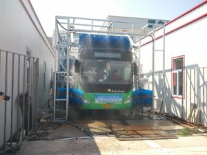 Drive-Through Bus and Truck Washing Equipment pictures & photos