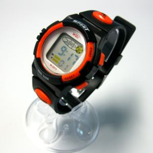 Multifunctional Silicone Sport Wrist Digital Watch pictures & photos
