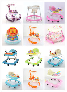 Bottom Price New Coming Mama Love Style Baby Walker pictures & photos