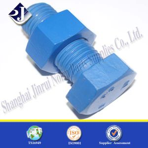 High Strength PTFE Finished Hexagonal Bolt pictures & photos