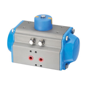 Klqd Brand at-63D Double Acting Pneumatic Actuator pictures & photos