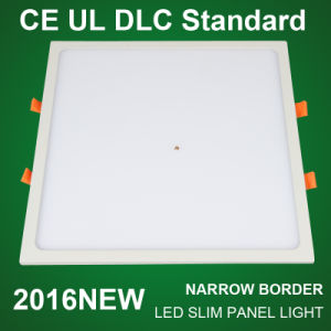 2016 New Narrow and Slim LED Panel Light with Ce Standard