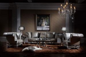 Classical Wooden Bedroom Furniture Sofa Set
